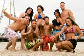 Jersey Shore promo picture