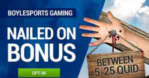 boylesports nalied on bonus advert