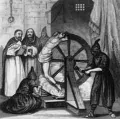 inquisition wheel