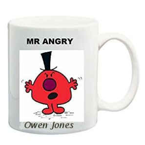 mr angry mug. owen jones