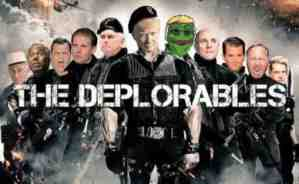 pepe le frog the deplorables