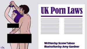 uk porn laws