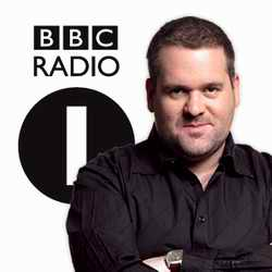 Chris Moyles on Radio 1