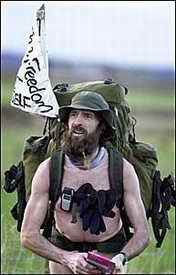 Stephen Gough the Naked Rambler