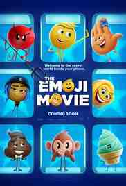 Poster Emoji Movie 2017 Tony Leondis