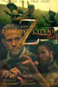 lost city of z cinema