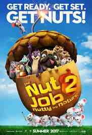 Poster Nut Job 2 Nutty By Nature 2017 Cal Brunker