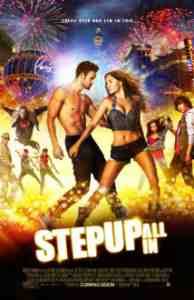 Poster Step Up All in 2014 Trish Sie