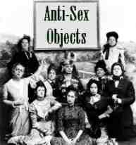 anti sex objects