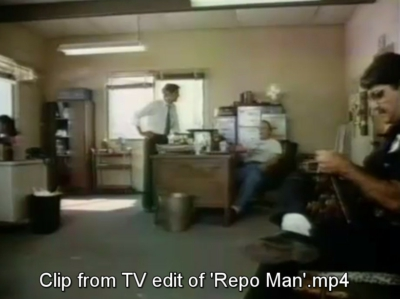 censored repo man
