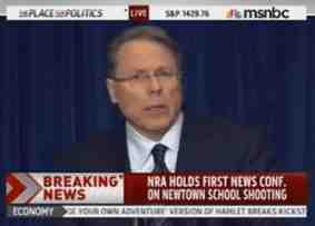 nra press conference video