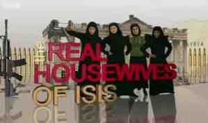 real housewives of isis video