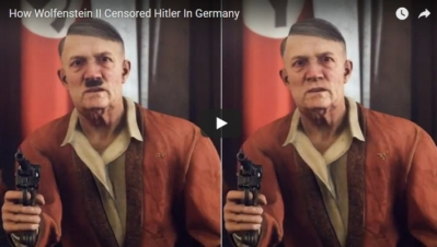 wolfenstein ii video