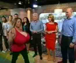chelsea charms on this morning video